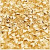 Glitter Resin Hotfix Rhinestone(Hot Melt Adhesive On The Back)OCOR-CJ0002-01-4