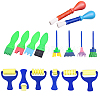 Painting Tools Sets For Children AJEW-L072-07-2