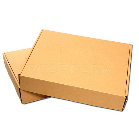 Kraft Paper Folding BoxOFFICE-N0001-01G-1