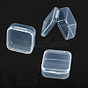 Transparent Plastic Bead Containers CON-WH0019-01-1