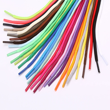 Polyester Cord ShoelaceAJEW-WH0089-M-1