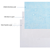 3 Layer Non-Woven Fabric Kit for DIY Mouth CoverAJEW-WH0105-29B-5