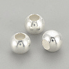 925 Sterling Silver Beads STER-S002-12-2mm-1