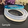 DIY Silicone Bangle MoldsX-AJEW-P037-01-3