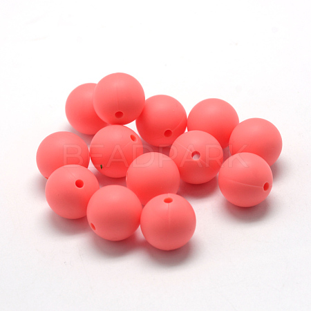 Food Grade Environmental Silicone Beads SIL-R008C-61-1