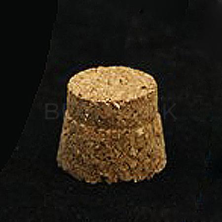 Wood Cork StopperAJEW-L059-02-1