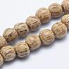 Natural Coconut Wood Beads StrandsCOCB-P002-06-2