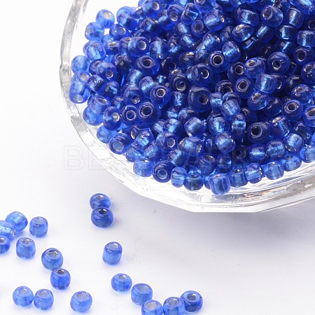 6/0 Glass Seed Beads SEED-A005-4mm-28-1