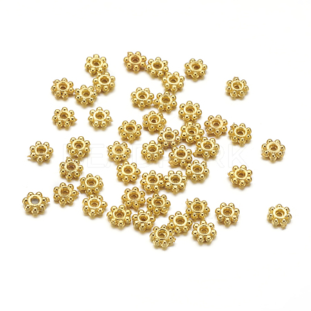 CCB Plastic Bead SpacersCCB-F004-17G-1