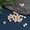 Unfinished Wood Beads X-WOOD-S651-8mm-LF-4