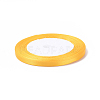 1/4inch(6mm) Goldenrod Satin Ribbon X-RC6mmY016-2