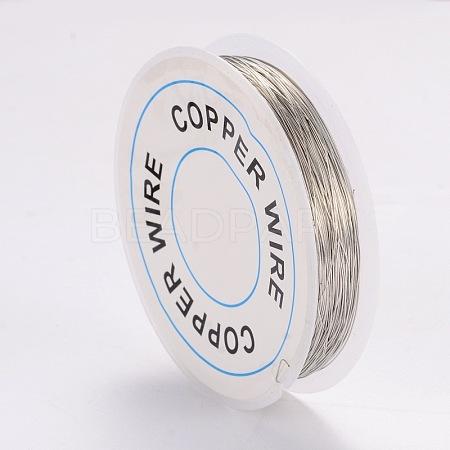 Copper Jewelry WireX-CWIR-CW0.3mm-06-1