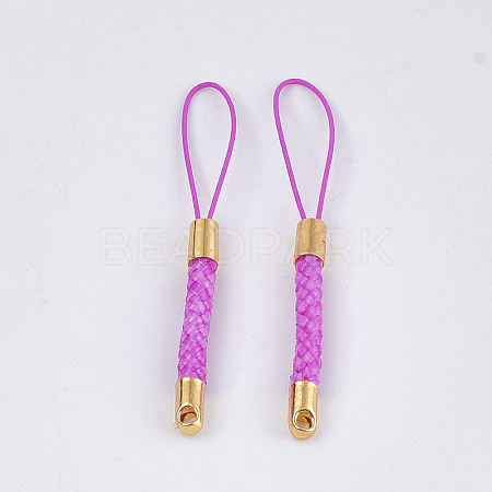 Mobile Phone Straps for Dangling Charms Pendants MOBA-T001-01B-1