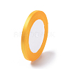 1/4inch(6mm) Goldenrod Satin Ribbon X-RC6mmY016-1