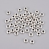 Alloy Spacer Beads X-PALLOY-N0002-04AS-1