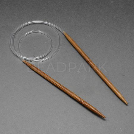Rubber Wire Bamboo Circular Knitting NeedlesTOOL-R056-4.5mm-02-1
