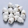 Handmade Porcelain Bead ConesPORC-S500-021-A05-3