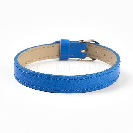 PU Leather Watch Band StrapBJEW-E350-13A-1