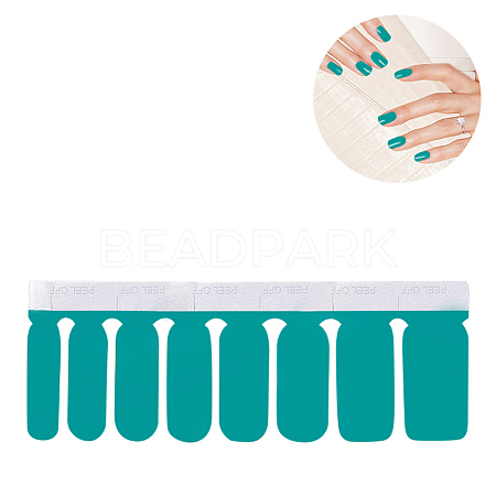 Full Cover Nail Stickers MRMJ-T039-01K-1
