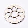Wood CabochonsX-WOOD-TAC0003-34-1