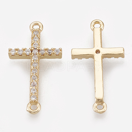 Cubic Zirconia Links X-KK-S348-084-1