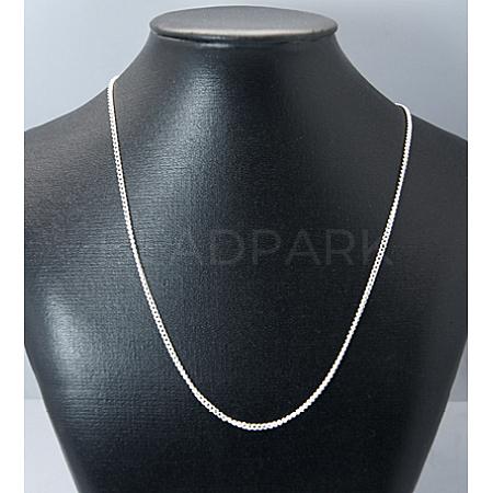 Iron Necklace MakingIFIN-JN00195-1