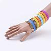 Free Sample Silicone Wristbands BraceletsBJEW-K165-05B-3