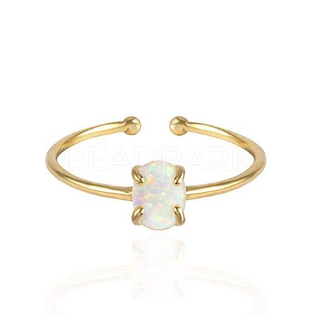 Opal Cuff RingsRJEW-AA00823-05G-1