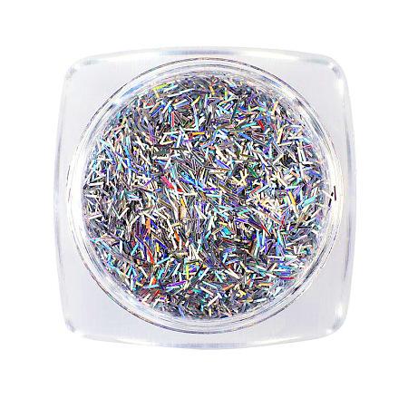 Laser Shining Nail Art GlitterMRMJ-T010-166B-1