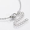 304 Stainless Steel Jewelry SetsSJEW-I192-02P-4
