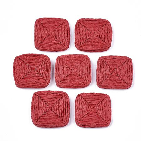 Handmade Woven BeadsX-WOVE-T006-135D-1