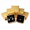 Cardboard Jewelry BoxesCBOX-S018-08E-2