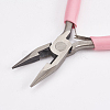 45# Carbon Steel Jewelry PliersPT-L004-56-3