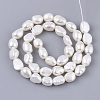 Natural Cultured Freshwater Pearl Beads StrandsPEAR-Q015-033-2