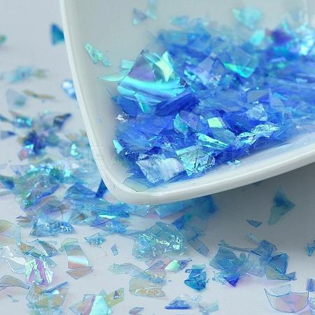 Plastic Candy Sequins/Paillette ChipX-DIY-I019-01J-1