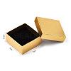 Cardboard Jewelry BoxesCBOX-S018-08E-6