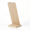 Bamboo Necklace Display StandNDIS-E022-04-2