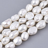 Natural Cultured Freshwater Pearl Beads StrandsPEAR-Q015-033-1