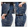 Fashion Universal Hip Hop Belt Waist Chain Jeans PunkPALLOY-TAC0019-01P-5