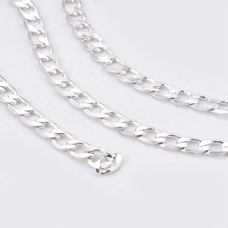 Brass Cuban Link ChainsX-CHC-S101-S-1