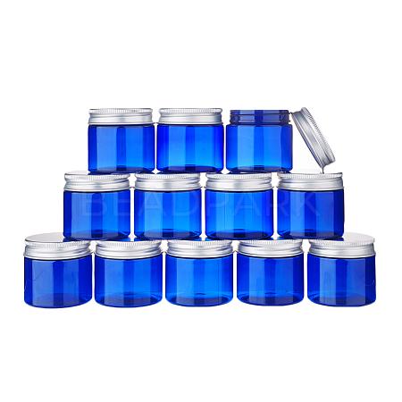 50g Empty PET Plastic Refillable Cream JarMRMJ-WH0054-03B-1