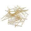 Brass Flat Head PinsX-KK-T032-093G-2