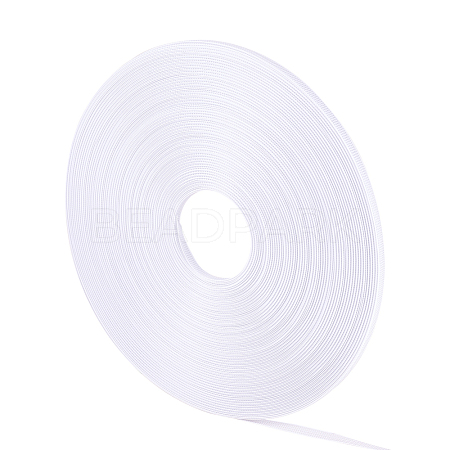 Polyester & Plastic Boning Sewing Wedding Dress FabricOCOR-WH0052-26A-1