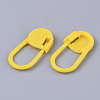 Plastic Knitting Crochet Locking Stitch Markers Holder TOOL-R028-M-4