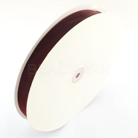 1 inches Single Face Velvet RibbonOCOR-R019-25.4mm-135-1