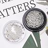 Stainless Steel Undrilled Micro BeadsMRMJ-S015-004C-2