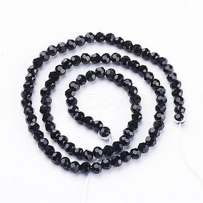 Glass Beads StrandsGF4mmC27-1