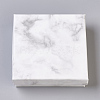 Paper Cardboard Jewelry BoxesCBOX-E012-02A-1