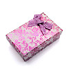 Rectangle Cardboard Jewelry Set BoxesX-CBOX-S012-05-1