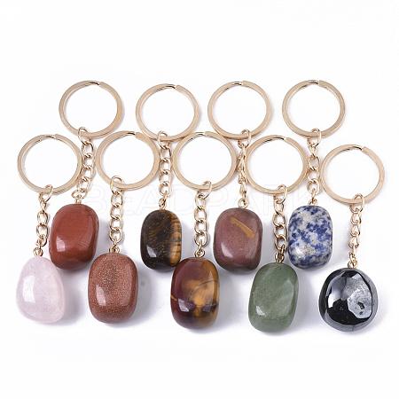 Gemstone KeychainKEYC-R031-01-1